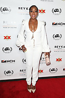 BEVERLY HILLS, CA - JUNE 6: Tichina Arnold at the 18th Annual Golden Trailer Awards at the Saban Theatre in Beverly Hills, California on June 6, 2017. Credit: Faye Sadou/MediaPunch