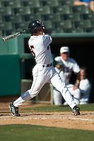 SAN ANTONIO, TX - MARCH 10, 2006: The University of Iowa Hawkeyes vs. The University of Texas at San Antonio Roadrunners Baseball at Nelson Wolff Stadium. (Photo by Jeff Huehn)