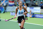 The Hague, Netherlands, June 14: Luciana Aymar #8 of Argentina looks on during the field hockey bronze medal match (Women) between USA and Argentina on June 14, 2014 during the World Cup 2014 at Kyocera Stadium in The Hague, Netherlands. Final score 2-1 (2-1)  (Photo by Dirk Markgraf / www.265-images.com) *** Local caption ***