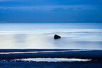 Tranquil seascape, Skaket Beach, Orleans, Cape Cod, Massachusetts, USA
