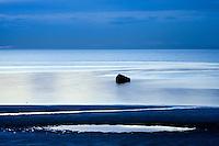 Tranquil seascape, Skaket Beach, Orleans, Cape Cod, Massachusetts, USA