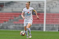 Bridgeview, IL - Sunday August 20, 2017: Becky Sauerbrunn during a regular season National Women's Soccer League (NWSL) match between the Chicago Red Stars and FC Kansas City at Toyota Park.