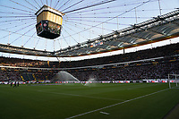 Innenraum der Commerzbank Arena - 19.09.2019:  Eintracht Frankfurt vs. Arsenal London, UEFA Europa League, Gruppenphase, Commerzbank Arena<br /> DISCLAIMER: DFL regulations prohibit any use of photographs as image sequences and/or quasi-video.