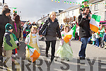 The Castleisland St Patrick's Day Parade.