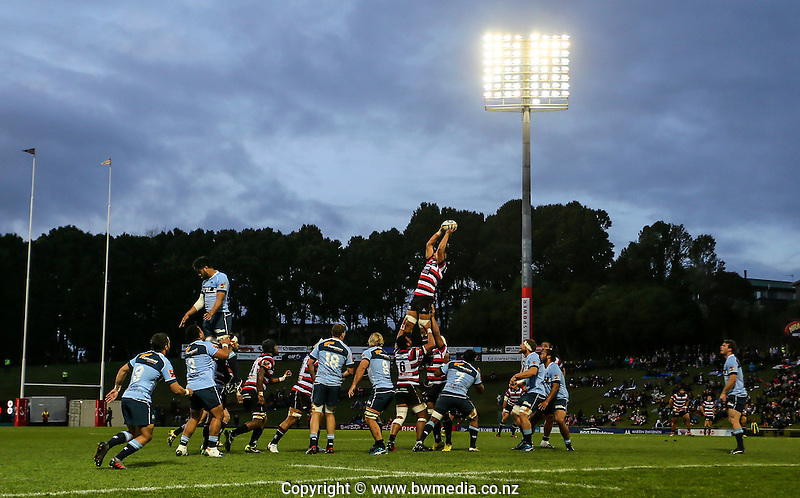 NPC Pre Season match between Counties Manukau and Northland at Eco Light Stadium, Pukekohe. Friday 12 August 2016. Photo: Simon Watts/www.bwmedia.co.nz