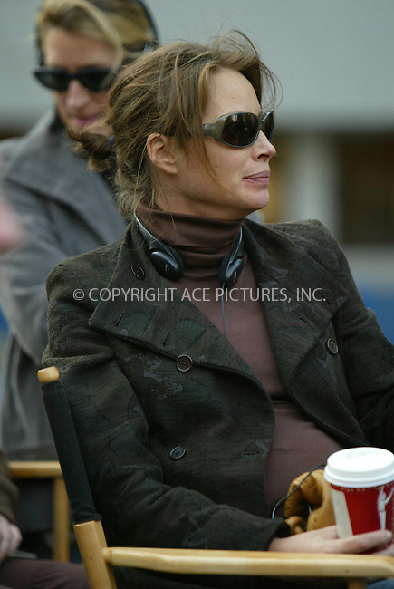 "WWW.ACEPIXS.COM . . . . .  ....November 28 2005, New York City......CHRISTY TURLINGTON....Ed Burns is currently acting in and directing ""Purple Violets"", which is on location in New York City. The movie also stars Derba Messing, Selma Blair and David Arquette.....Please byline: JENNIFER L GONZELES-ACEPIXS.COM.... *** ***..Ace Pictures, Inc:  ..Philip Vaughan (212) 243-8787 or (646) 769 0430..e-mail: info@acepixs.com..web: http://www.acepixs.com"