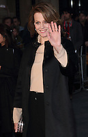 Sigourney Weaver at the BFI London Film Festival Mayfair Hotel Gala A Monster Calls at the Odeon Leicester Square. London on October 6th 2016<br /> CAP/ROS<br /> &copy;ROS/Capital Pictures /MediaPunch ***NORTH AND SOUTH AMERICAS ONLY***