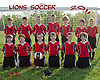 Lions Soccer - Team & Individual, May 10, 2011