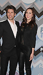 PASADENA, CA - JANUARY 08: Kyle Martino and Eva Amurri Martino. arrive at the 2013 TCA Winter Press Tour - FOX All-Star Party at The Langham Huntington Hotel and Spa on January 8, 2013 in Pasadena, California.
