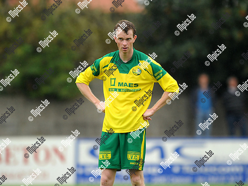 2013-08-25 / Voetbal / seizoen 2013-2014 / Witgoor / Dieter Conderaerts<br /><br />Foto: Mpics.be