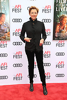 HOLLYWOOD, CA - NOVEMBER 12: Annette Bening, at the Film Stars Don't Die In Liverpool Special Screening AFI Fest 2017 at the TCL Chinese Theatre in Hollywood, California on November 12, 2017. <br /> CAP/MPI/FS<br /> &copy;FS/MPI/Capital Pictures
