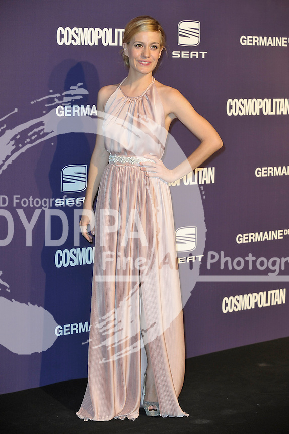 03/10/2011/RITZ HOTEL. MADRID. SPAIN. AWARDS FUN FEARLESS FEMALE COSMOPOLITAN WOMAN.<br /> Alexandra Jimenez