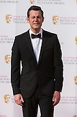 London, UK. 8 May 2016. TV presenter Matt Baker. Red carpet  celebrity arrivals for the House Of Fraser British Academy Television Awards at the Royal Festival Hall.