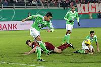 Josue (Wolfsburg) klaert