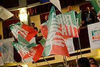 Manifestazione elettorale di Forza Italia a sostegno del candidato sindaco del centrodestra nelle prossime elezioni amministrative<br /> Gianni Lettieri