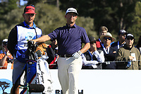 Chez Reavie (USA) on the 6th tee during Sunday's Final Round of the 2018 AT&amp;T Pebble Beach Pro-Am, held on Pebble Beach Golf Course, Monterey,  California, USA. 11th February 2018.<br /> Picture: Eoin Clarke | Golffile<br /> <br /> <br /> All photos usage must carry mandatory copyright credit (&copy; Golffile | Eoin Clarke)