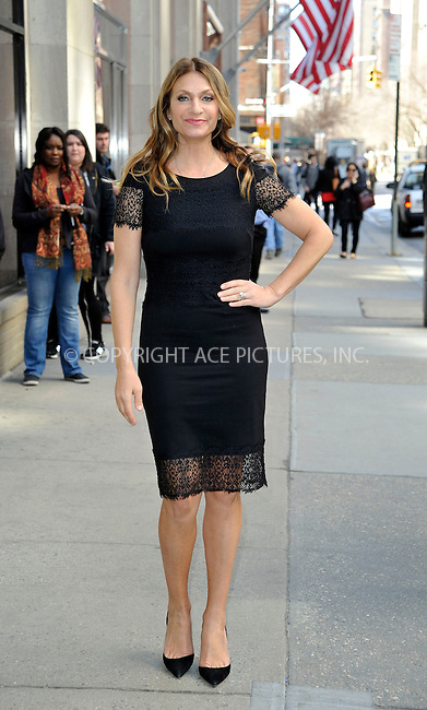 WWW.ACEPIXS.COM<br /> <br /> April 6 2015, New York City<br /> <br /> Reality star Heather Thomson made an appearance at Huff Post Live on April 6 2015 in New York City<br /> <br /> By Line: Curtis Means/ACE Pictures<br /> <br /> <br /> ACE Pictures, Inc.<br /> tel: 646 769 0430<br /> Email: info@acepixs.com<br /> www.acepixs.com