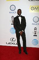 LOS ANGELES - FEB 5:  Elijah Kelley at the 47TH NAACP Image Awards Arrivals at the Pasadena Civic Auditorium on February 5, 2016 in Pasadena, CA