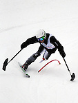 March 4, 2012: Ty McKenna competes in the World Disabled Ski Invitational Championships, Winter Park, Colorado.