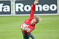 16.10.2014: Eintracht Frankfurt Training