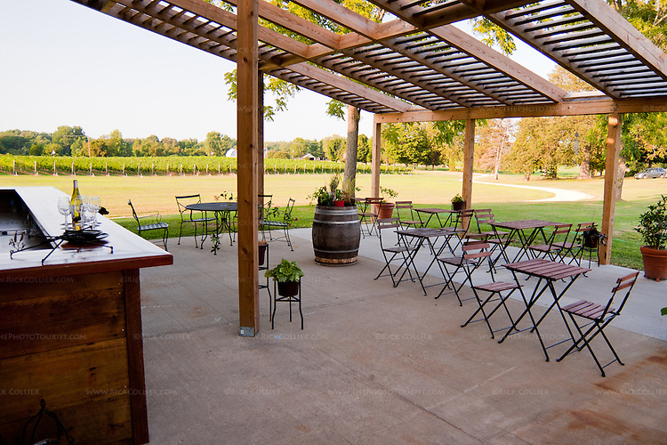 The Hague Winery Also Has A Patio For Tasting Or Snacking Just Outside The  Tasting Room