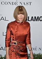 LOS ANGELES, CA. November 14, 2016: Vogue editor Anna Wintour at the Glamour Magazine 2016 Women of the Year Awards at NeueHouse, Hollywood.<br /> Picture: Paul Smith/Featureflash/SilverHub 0208 004 5359/ 07711 972644 Editors@silverhubmedia.com
