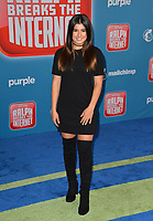 LOS ANGELES, CA. November 05, 2018: Hailie Deegan at the world premiere of &quot;Ralph Breaks The Internet&quot; at the El Capitan Theatre.<br /> Picture: Paul Smith/Featureflash
