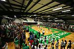 DENTON TX - SEPTEMBER 27: Mean Green Volleyball v Oklahoma University, OU at at Mean Green Olympic Village in Denton September 27, 2017 in Denton, Texas. (Photo by Rick Yeatts)