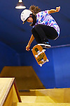 Aori Nishimura,<br /> AUGUST 4, 2016 - skateboarding :<br /> Japan Roller Sports Federation holds a press conference<br /> after it was decided that the sport of skateboarding would be added to the Tokyo 2020 Summer Olympic Games<br /> on August 4th, 2016 in Tokyo, Japan.<br /> (Photo by Shingo Ito/AFLO)