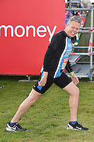 Rob Deaney<br /> at the start of the 2016 London Marathon, Blackheath, Greenwich London<br /> <br /> <br /> &copy;Ash Knotek  D3108 24/04/2016