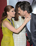 Kate Mara and Eric Bana  at The Magnolia Pictures L.A. Premiere of DEADFALL held at The Arclight Theatre in Hollywood, California on November 29,2012                                                                               © 2012 Hollywood Press Agency