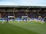 Dundee v St Johnstone&hellip;29.12.18&hellip;   Dens Park    SPFL<br />A great turnout from the St johnstone fans, over 1800 attended<br />Picture by Graeme Hart. <br />Copyright Perthshire Picture Agency<br />Tel: 01738 623350  Mobile: 07990 594431