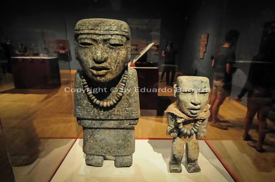 Teotihuacan: City of Water, City of Fire exhibition at Phoenix Art Museum