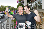Pictured at the Rose of Tralee 10k at Tralee Bay Wetlands on Sunday morning were l-r: Christina O'Callaghan (Banna, Ardfert) and Niamh Sheehan (Kenmare).