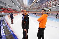 OLYMPICS: SOCHI: Adler Arena, 09-02-2014, training, ©foto Martin de Jong