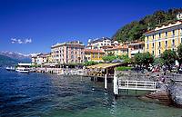 ITA, Italien, Lombardei, Bellagio: traumhafte Lage am Comer See    ITA, Italy, Lombardia, Bellagio: a perfect dream at Lake Como
