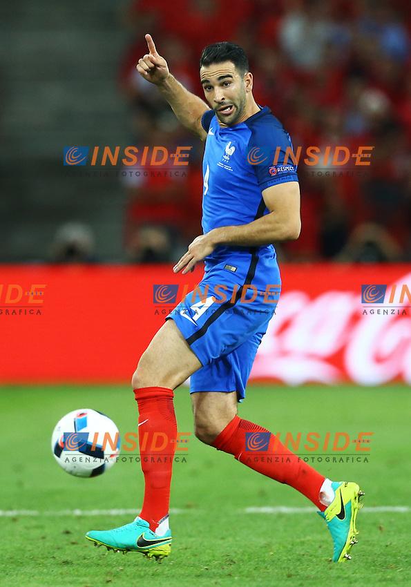 Adil Rami France<br /> Marseille 15-06-2016 Stade Velodrome Footballl Euro2016 France - Albania / Francia - Albania Group Stage Group A. Foto Matteo Ciambelli / Insidefoto