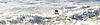 Christmas Day Swim on Brighton Beach 11am on 25th December 2014 <br /> Brighton Sea Front, Brighton, East Sussex, Great Britain <br /> <br /> <br /> Swimming on Christmas Day on Brighton beach defying orders from Brighton &amp; Hove Council not to swim on Christmas Day.<br /> <br /> <br /> <br /> Photograph by Elliott Franks <br /> Image licensed to Elliott Franks Photography Services
