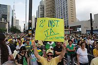 09.11.2019 - Protesto à favor da segunda Estância em SP