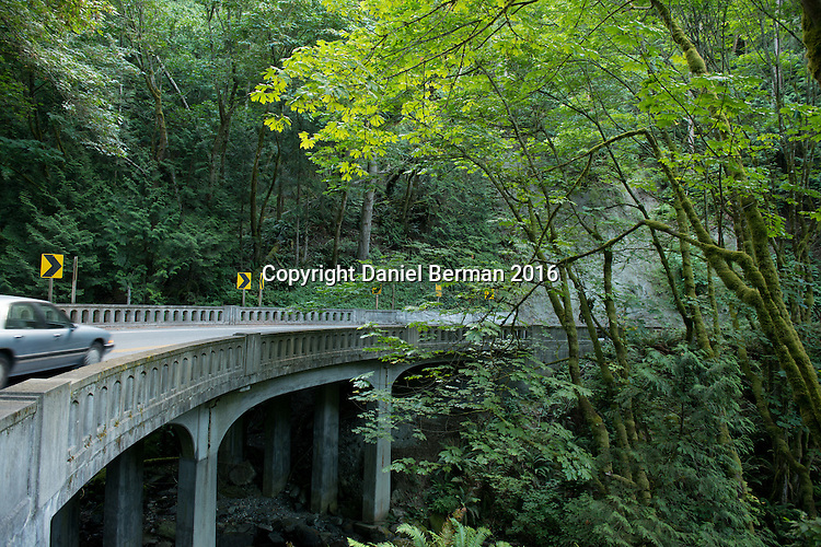 Chuckanut Drive, Highway 11, extends from Skagit Valley into Bellingham, in a picturesque series of switchbacks and plenty of pullouts.