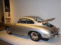 Porsche Type 356C Carrera 2 Coupe, 1964, Courtesy of the Ingram Collection,by Jonathan Green
