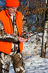 Late season Wisconsin hunter