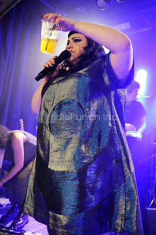 LONDON, ENGLAND - APRIL 11: Beth Ditto performing at Omeara on April 11, 2017 in London, England.<br /> CAP/MAR<br /> &copy;MAR/Capital Pictures /MediaPunch ***NORTH AND SOUTH AMERICAS ONLY***