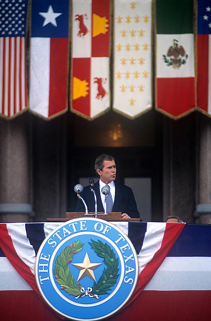 Governor George W. Bush