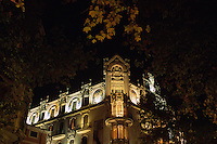 Spanien, Mallorca, ehemaliges Grand Hotel auf der Placa Weyler in Palma de Mallorca