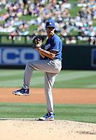 Joe Kelly - Los Angeles Dodgers 2020 spring training (Bill Mitchell)