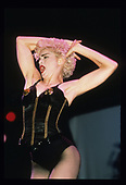 LOS ANGELES, CA- JULY 20: Madonna in concert Circa 1990's at various venues in Los Angeles, California. Madonna; Live Photo Credit: JEFFREY MAYER/ATLASICONS.COM