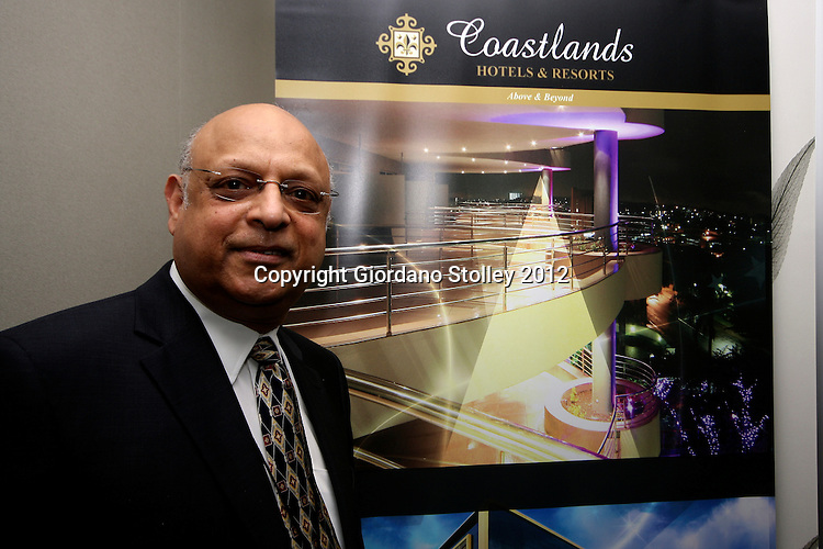 DURBAN - 13 April 2012 - Saantha Naidu, founder and CEO of Coastlands Hotels & Resorts Property Group..Picture: Giordano Stolley/Allied Picture Press/APP