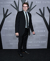 "09 January 2020 - West Hollywood, California - Derek Cecil. Premiere Of HBO's ""The Outsider"" - Los Angeles  held at DGA Theater. Photo Credit: Birdie Thompson/AdMedia"