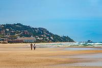 Spanien, Andalusien, Provinz Cádiz, Zahara de los Atunes: Strand an der Costa de la Luz | Spain, Andalusia, Province Cádiz, Zahara de los Atunes: beach at Costa de la Luz